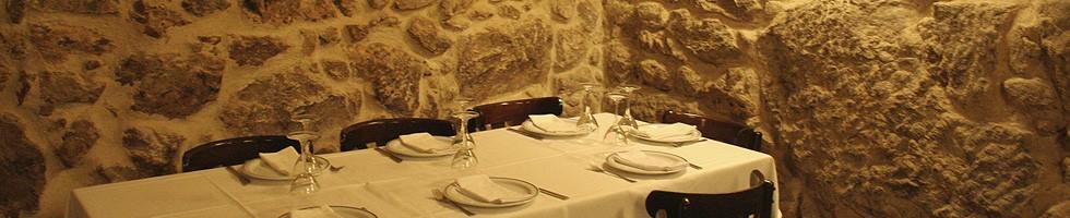 Restaurantes en Candelario