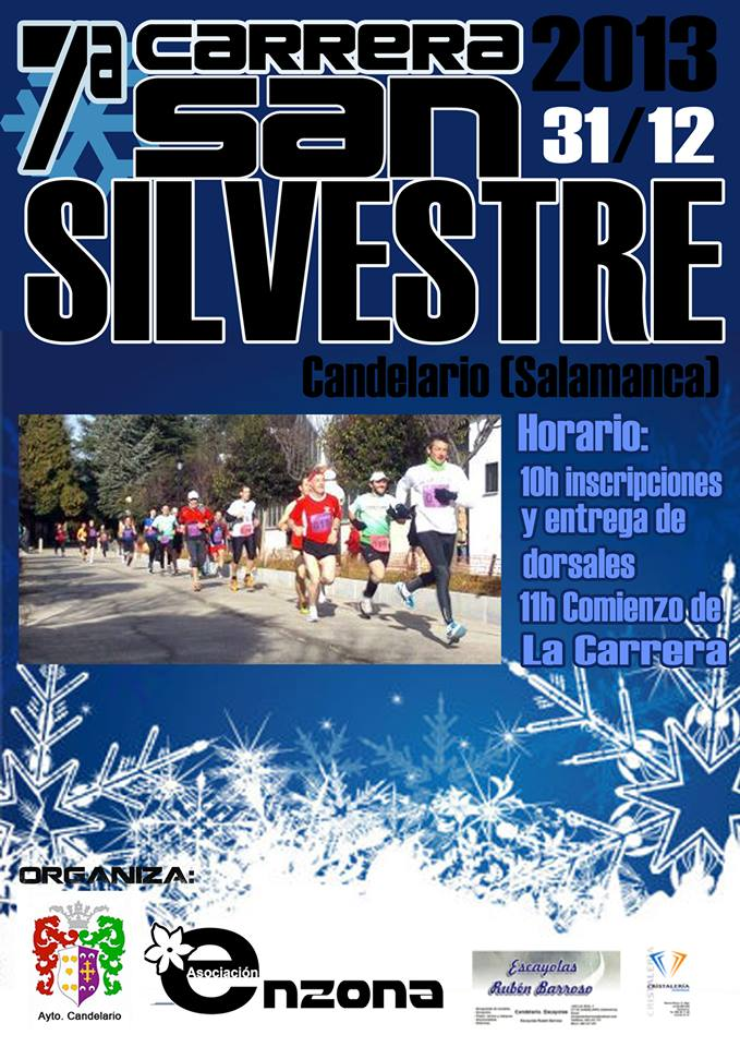 San Silbestre Candelario 2013