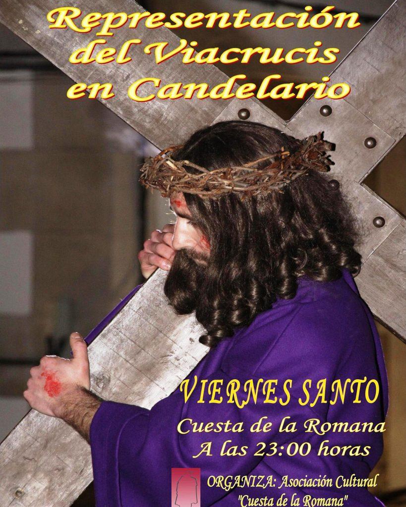 semana santa en candelario